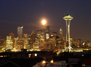 seattle-night-sky
