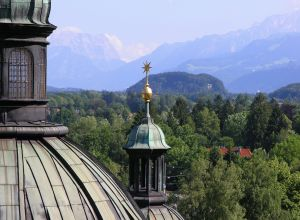 abbey near salzburg